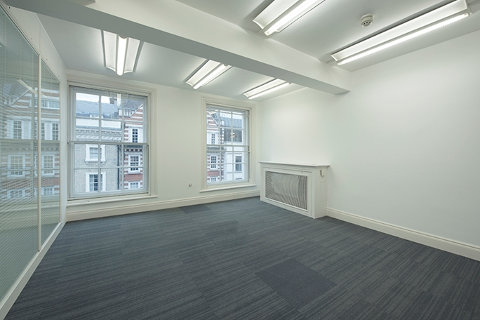 Office unfurnished
