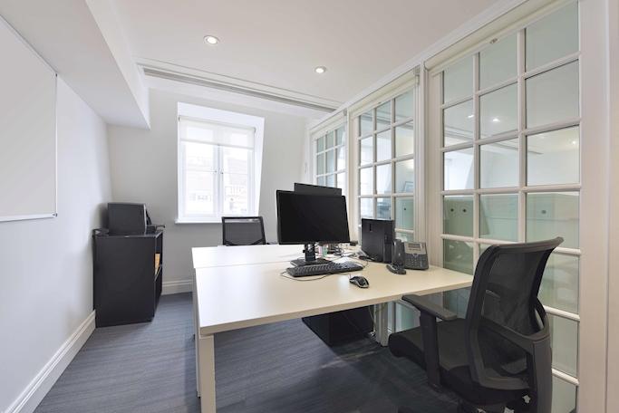 Fourth Floor Office Space To Let - Grosvenor Street, Mayfair
